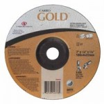 Carbo Gold Depressed Center Grinding Wheels