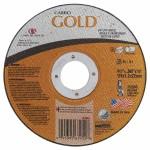 Carborundum 5539563952 Carbo GoldCut Reinforced Aluminum Oxide Abrasives