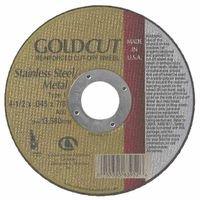 Carborundum 5539563951 Carbo GoldCut Reinforced Aluminum Oxide Abrasives