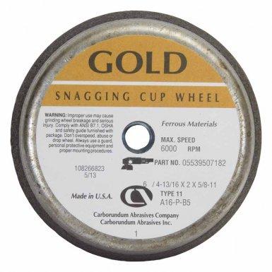 Carborundum 5539507182 Flaring Cup Wheels