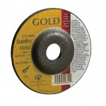 Carborundum 5539502842 Gold Aluminum Oxide
