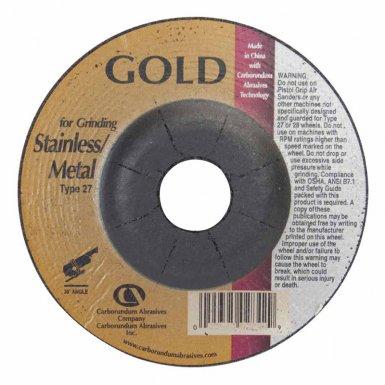 Carborundum 5539502846 Gold Aluminum Oxide