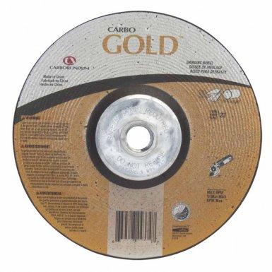 Carborundum 5539502847 Gold Aluminum Oxide