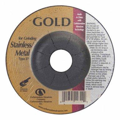 Carborundum 5539502849 Gold Aluminum Oxide