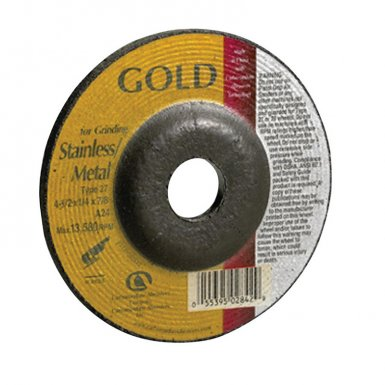 Carborundum 5539502853 Gold Aluminum Oxide