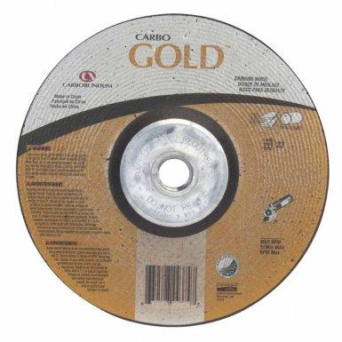 Carborundum 5539502858 Gold Aluminum Oxide