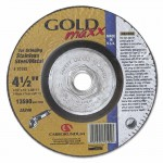 Carborundum 5539570197 Gold MaXX Zirconia Alumina/Aluminum Oxide Blend