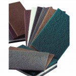 Carborundum 5539545600 Hand Pads