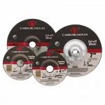 Carborundum 5539561577 Metal Aluminum Oxide Wheels
