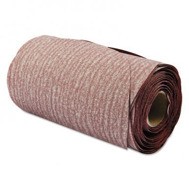 Carborundum 5539518111 Premier Red Aluminum Oxide Dri-Lube Paper Discs