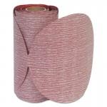 Carborundum 5539518163 Premier Red Aluminum Oxide Dri-Lube Paper Discs
