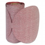 Carborundum 5539518170 Premier Red Aluminum Oxide Dri-Lube Paper Discs