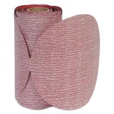 Carborundum 5539518173 Premier Red Aluminum Oxide Dri-Lube Paper Discs