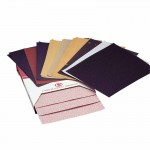 Carborundum 5539520534 Premier Red Aluminum Oxide Dri-Lube Paper Sheets
