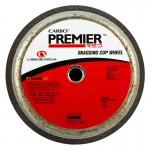 Carborundum 55395006946 Premier Red Zirconia Alumina