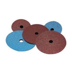 Carborundum 5539562970 Premier Red Zirconia Alumina Resin Fiber Discs