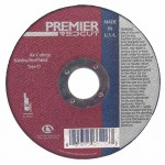 Premier Redcut Right Angle Grinder Reinforced Cut-Off Wheels