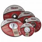Carborundum 66252844359 Premiere Red Depressed Center Wheels
