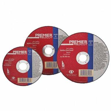 Carborundum 5539503508 Premiere Red Small Diameter Cut-Off Wheels