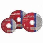 Carborundum 5539503861 Premiere Red Small Diameter Cut-Off Wheels