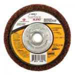 Carborundum 662610239420 Surface Blend Non-Woven Depressed Center Wheels