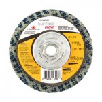 Carborundum 662610239090 Surface Blend Non-Woven Depressed Center Wheels