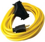 CCI 19100002 Southwire Generator Extension Cords