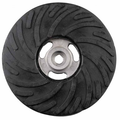 CGW Abrasives 49519 Air-Cooled Rubber Back-Up Pads