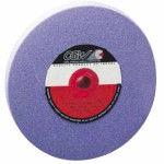 CGW Abrasives 34360 AZ Cool Blue Surface Grinding Wheels