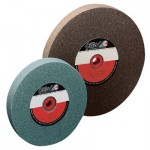 CGW Abrasives 35005 Bench Wheels, Green Silicon Carbide, Carton Pack