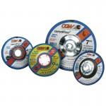 """CGW Abrasives 35639 Depressed Center Wheels-Cutting / Notching - 1/8"""""""