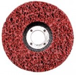 CGW Abrasives 59204 EZ Strip Wheels, Non-Woven