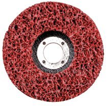CGW Abrasives 59206 EZ Strip Wheels, Non-Woven