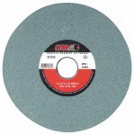 CGW Abrasives 34680 Green Silicon Carbide Surface Grinding Wheels