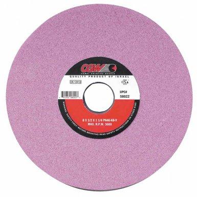 CGW Abrasives 58042 Pink Surface Grinding Wheels