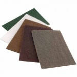 CGW Abrasives 36286 Premium Non-Woven Hand Pads
