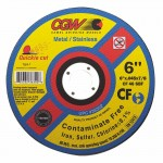 Quickie Cut Contaminate Free Cut-Off Wheels