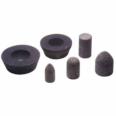 CGW Abrasives 49019 Resin Cones & Plugs