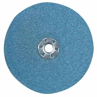 CGW Abrasives 48102 Resin Fibre Discs, Zirconia