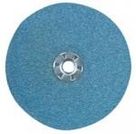 CGW Abrasives 48144 Resin Fibre Discs, Zirconia
