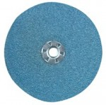CGW Abrasives 48231 Resin Fibre Discs, Zirconia
