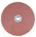 CGW Abrasives 48725 Resin Fibre Discs, Aluminum Oxide, Quick-Lock