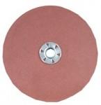 CGW Abrasives 48726 Resin Fibre Discs, Aluminum Oxide, Quick-Lock