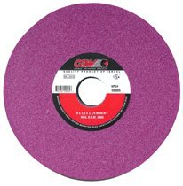 CGW Abrasives 59005 Ruby Surface Grinding Wheels