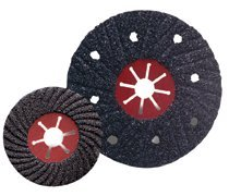 CGW Abrasives 35841 Semi-Flex Sanding Discs