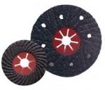 CGW Abrasives 35844 Semi-Flex Sanding Discs