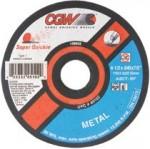 CGW Abrasives 45098 Super Quickie Cut Reinforced Cut-Off Wheels
