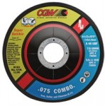 CGW Abrasives 70094 Super-Quickie Cut Cut/Grind Combo Wheels