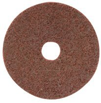 CGW Abrasives 70030 Surface Conditioning Discs, Hook & Loop with Arbor Hole