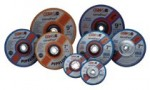 CGW Abrasives Thin Cut-Off Wheels 421-45019